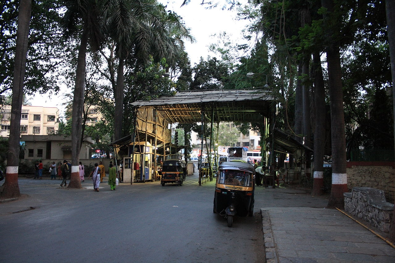 Main Gate of the IIT Bombay Campus