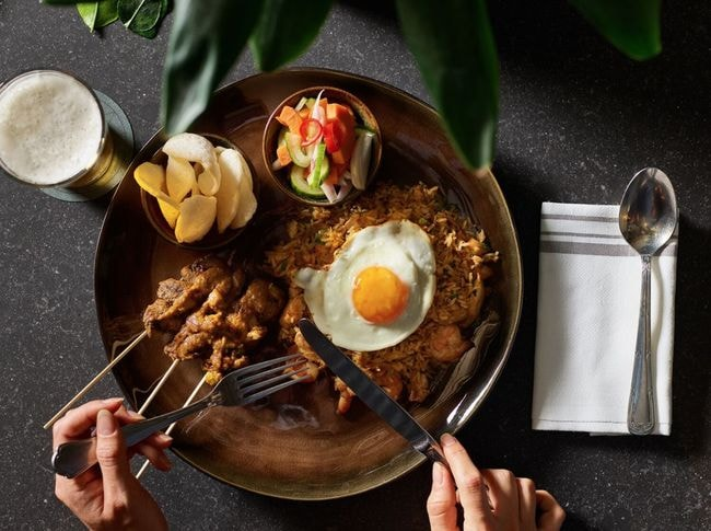 The Best Places to Eat Indonesian Food in Amsterdam