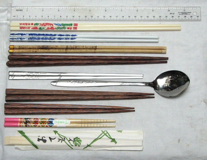 Many-chopsticks