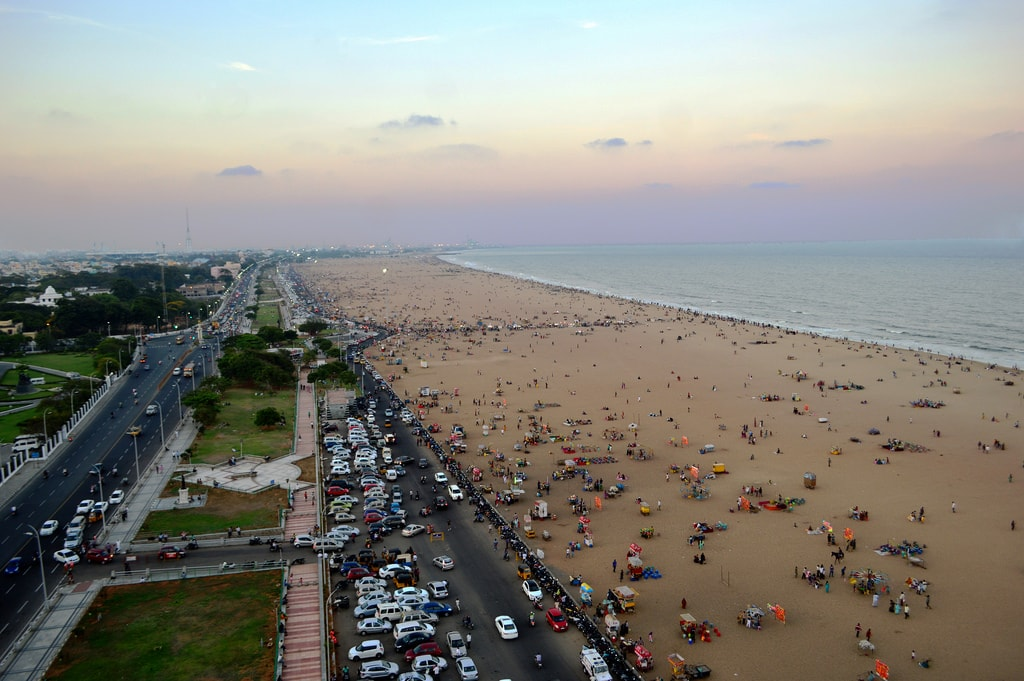 15 Romantic Places In Chennai To Explore With Your Soulmate