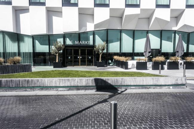 Marker Hotel Grand Canal Square Dublin