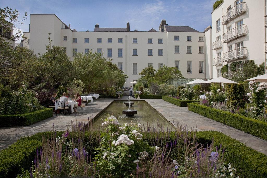 Merrion Hotel - Gardens