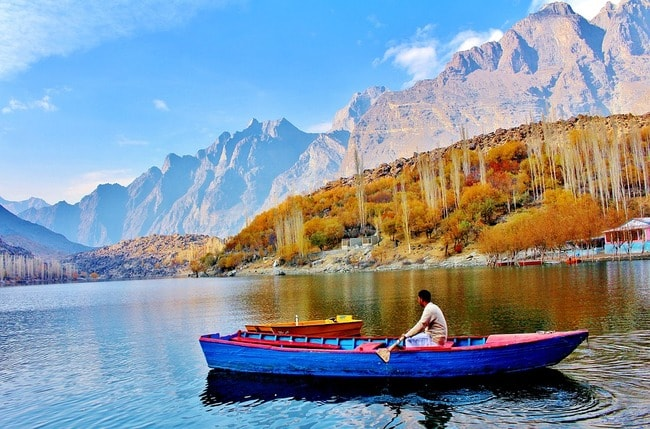 Natural Beauty in Pakistan