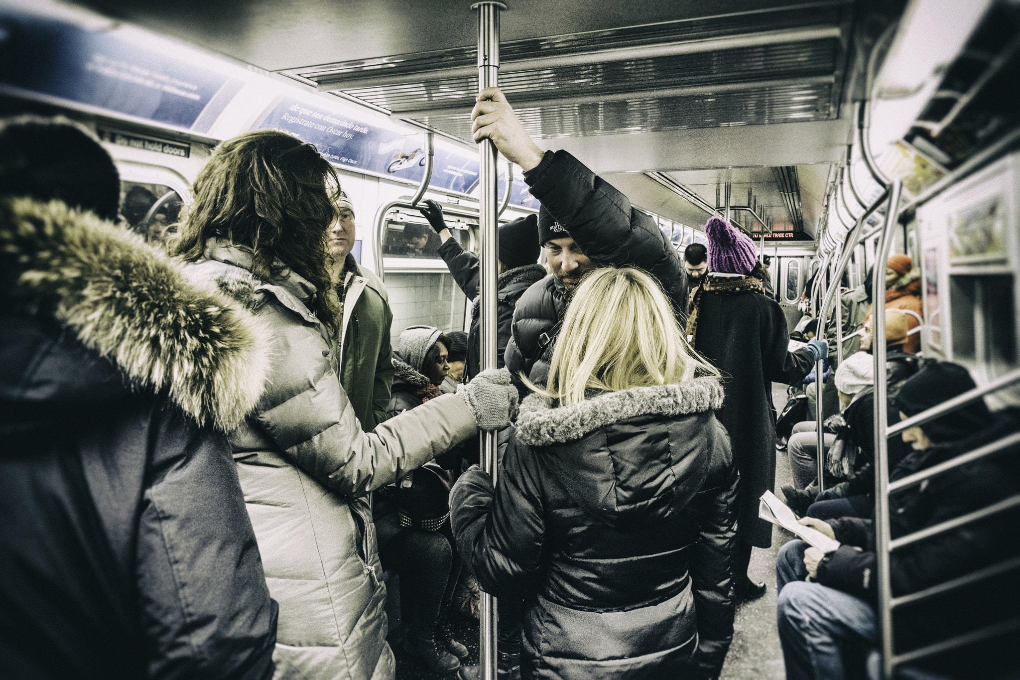 New York City subway | James Loesch Flickr