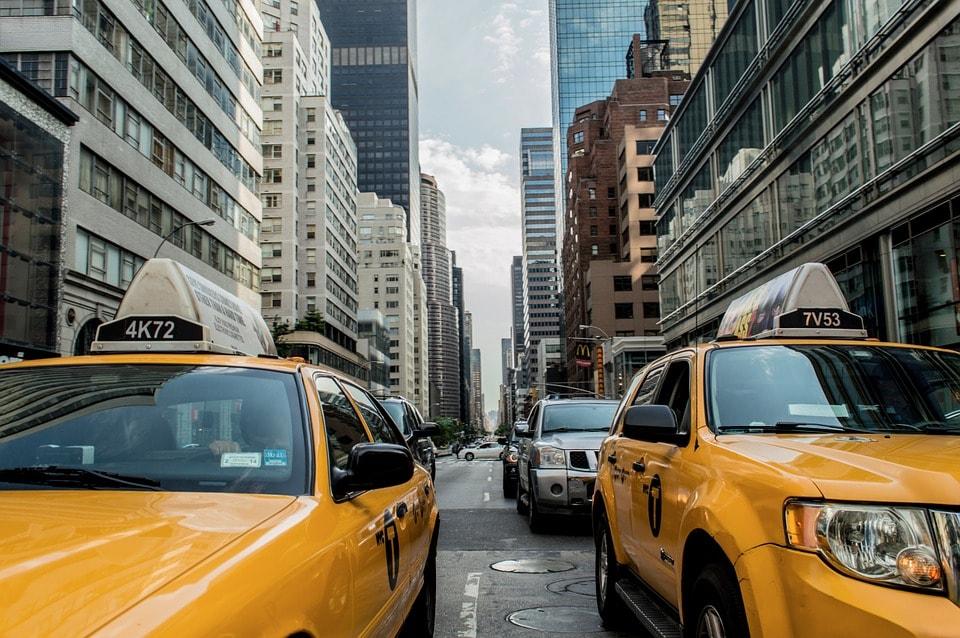New York taxi | Pixabay