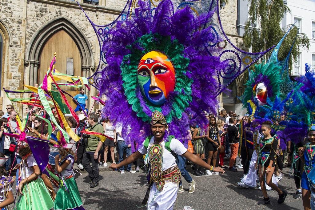 Notting Hill Carnival, London | © Angel Ganev Flickr