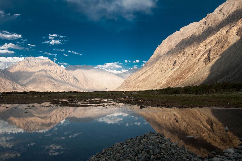 Nubra Valley vaidyanathan WIkiCommons