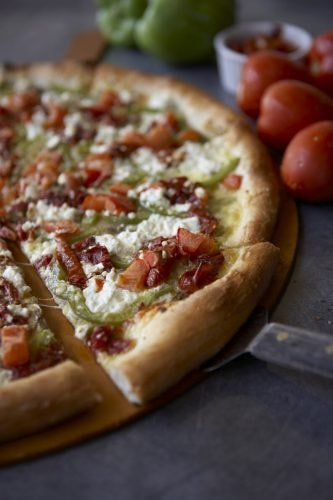 Pizza | Courtesy of Pagliacci Pizza