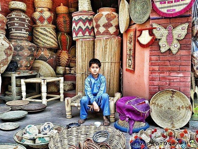 Pakistani Handicrafts