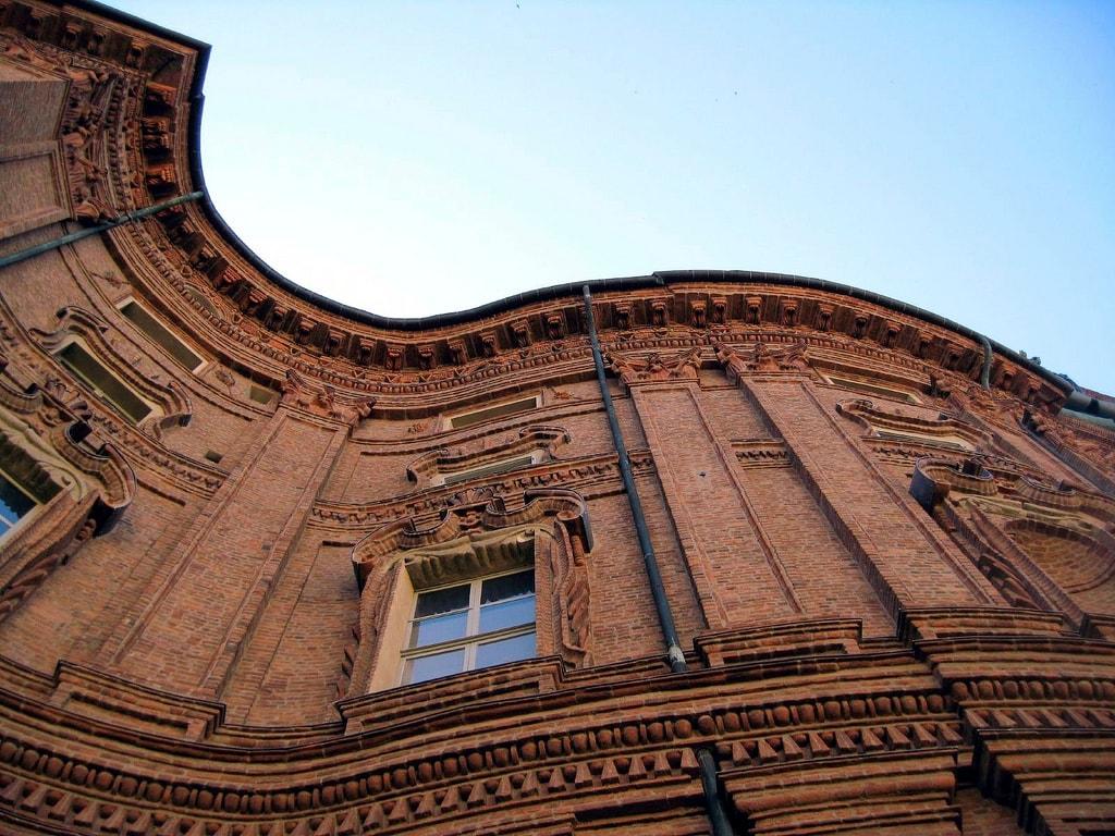 The curvaceous architecture of Palazzo Carignano, Turin | © Flickr/Fulvio Spada