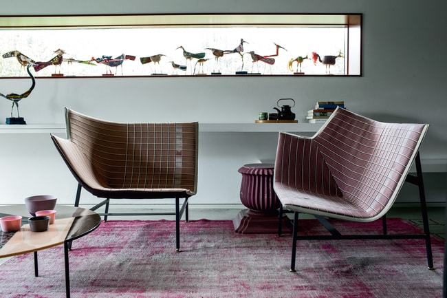 Paper Planes Armchair by Moroso