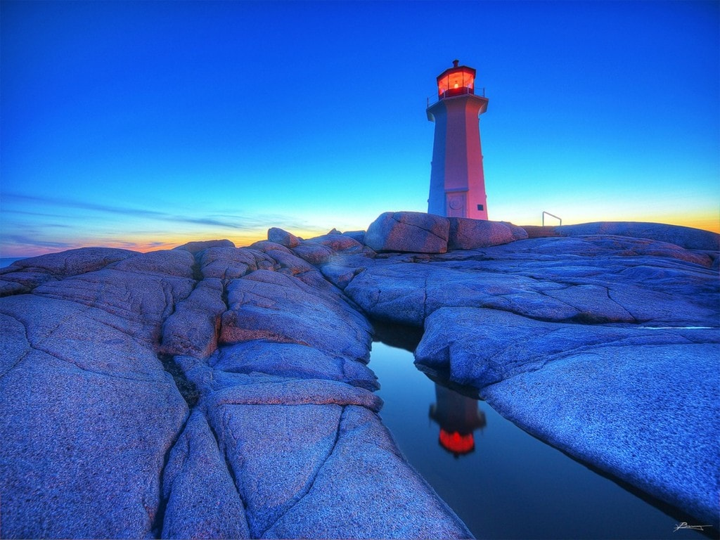 paul bica peggys cove flickr