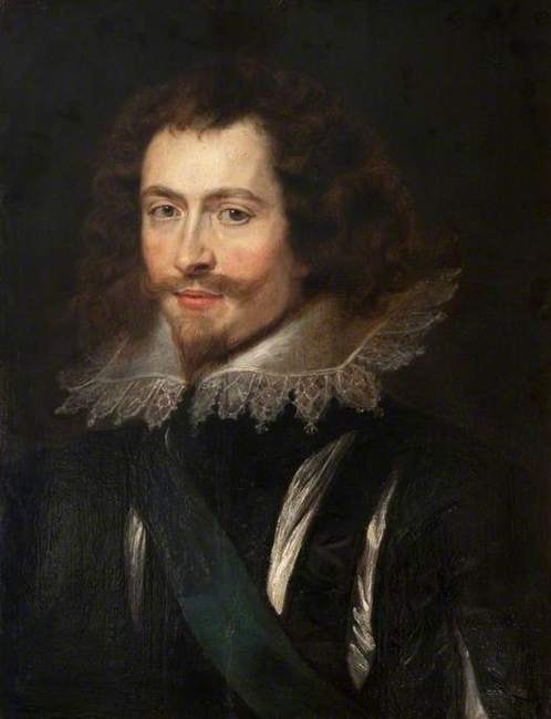 "Peter Paul Rubens, 'Portrait of George Villiers' | <a href=""https://commons.wikimedia.org/wiki/File:Peter_Paul_Rubens_-_Portrait_of_George_Villiers,_1st_Duke_of_Buckingham_GL_GM_PC_49.jpg"" target=""_blank"" rel=""noopener"">© Glasgow Museums / WikiCommons</a>"
