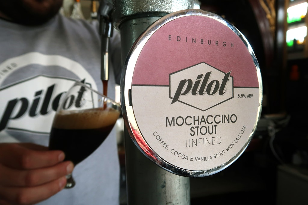 Mochaccino | © Courtesy of Pilot Beer