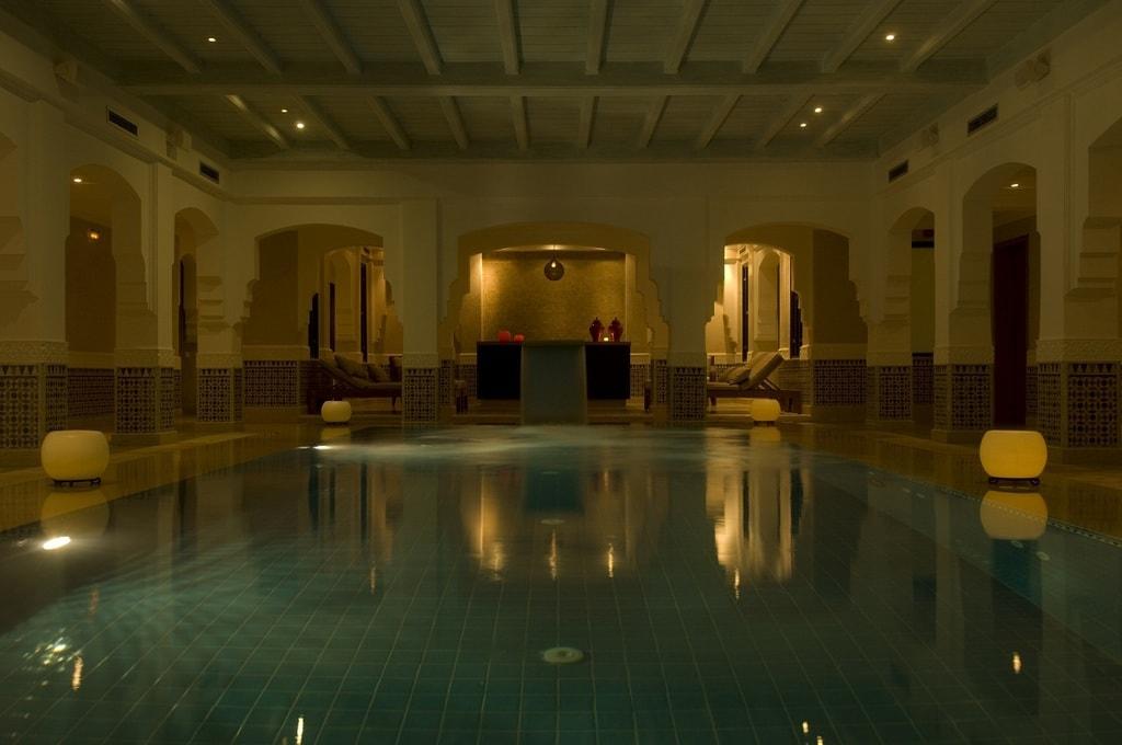 Spa Villa Blanche, Agadir