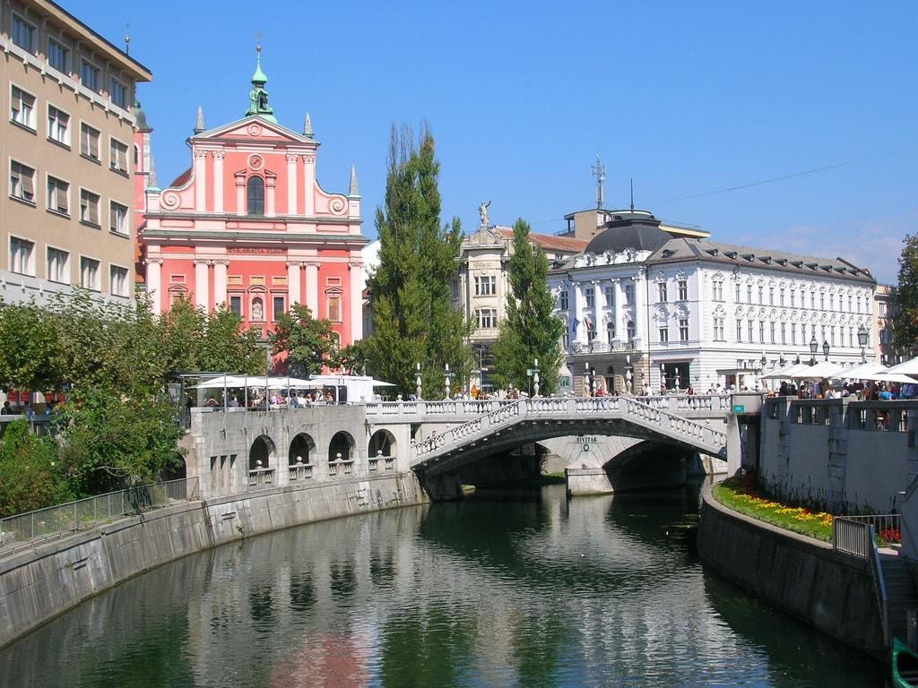 Plecniks Ljubljana