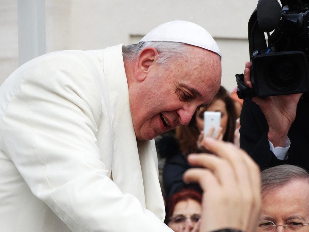 Pope Francis | © reynaldodallin/PIxabay