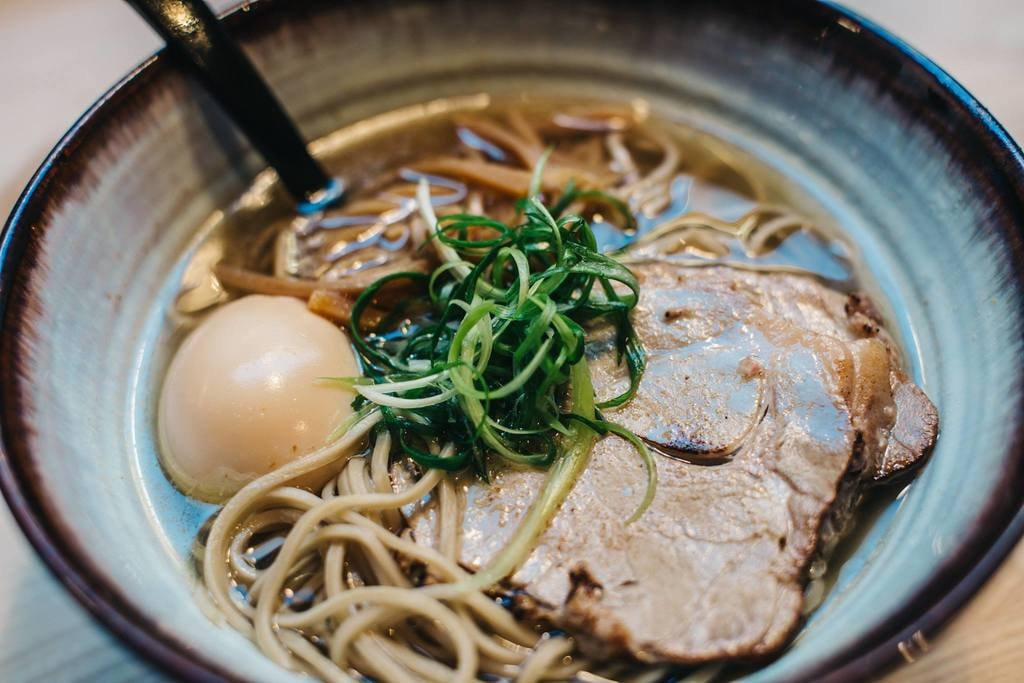 Ramen for the soul | Courtesy of Koie Ramen