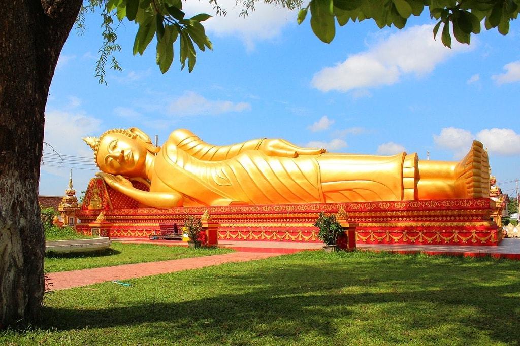 Reclining Buddha   © tumtac/Pixabay