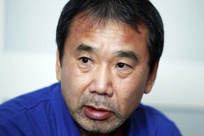Haruki Murakami, Berlin, Germany - 17 Oct 2010