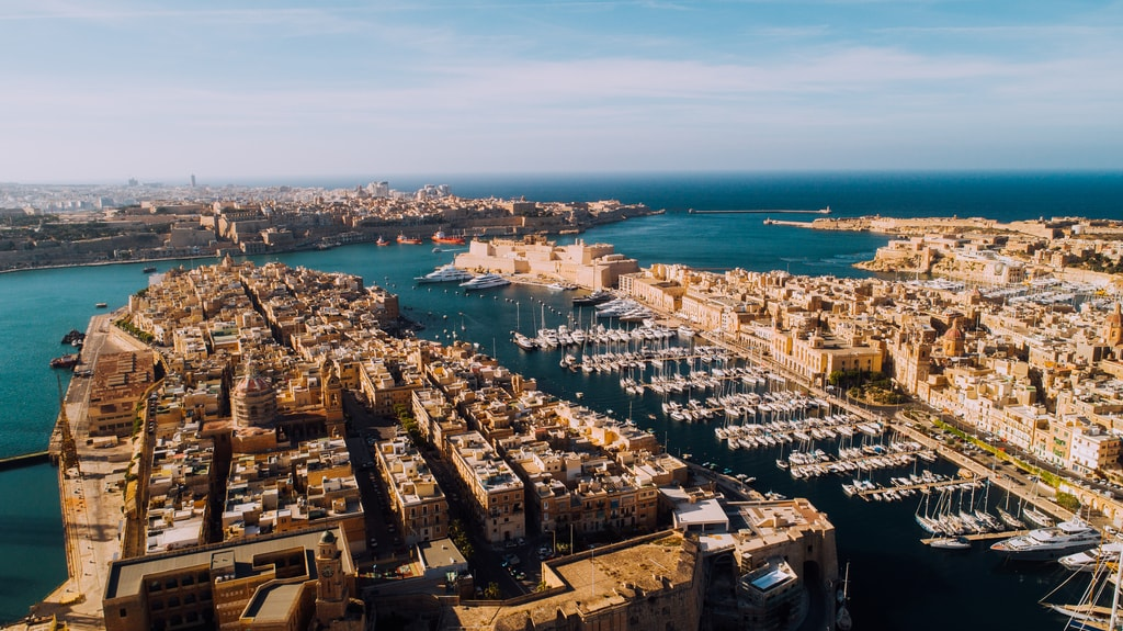 The Grand Harbour in Valletta, Malta |© Visit Malta