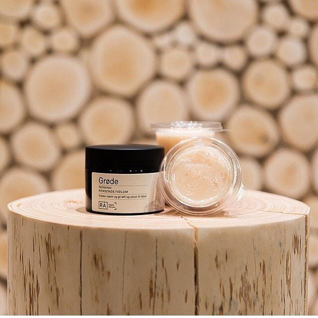 Salt shampoo   Courtesy of Rå Organic Skincare