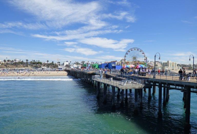 5 Movie Scenes Shot on the Santa Monica Pier