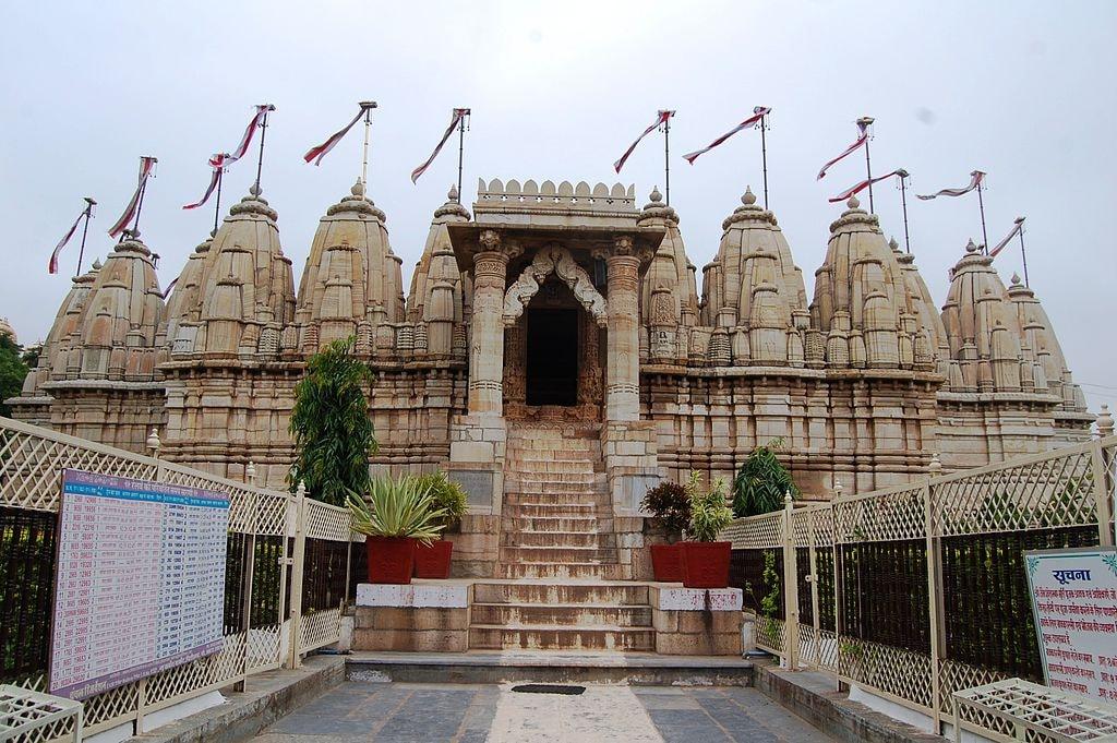 Sathis Deori temple