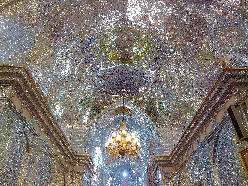 Shah Cheragh Mosque | © Mostafameraji / Wikimedia Commons