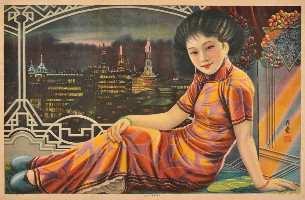Shanghai haipai culture