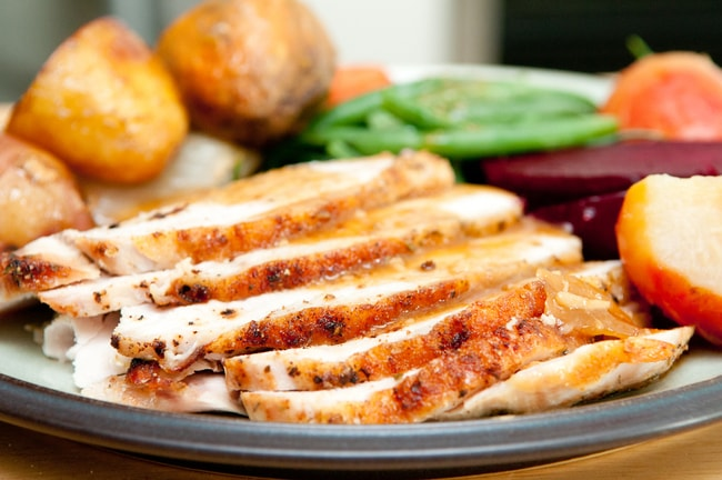That is some juicy, perfectly cooked turkey |© Farbled/Shutterstock
