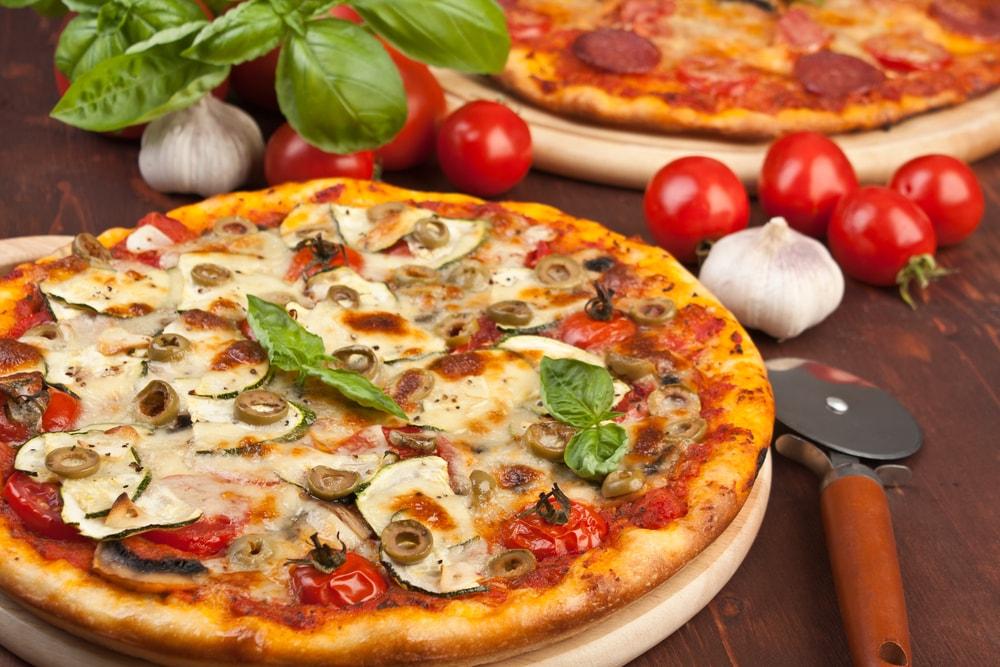Pizza | @ Olga Nayashkova / Shutterstock