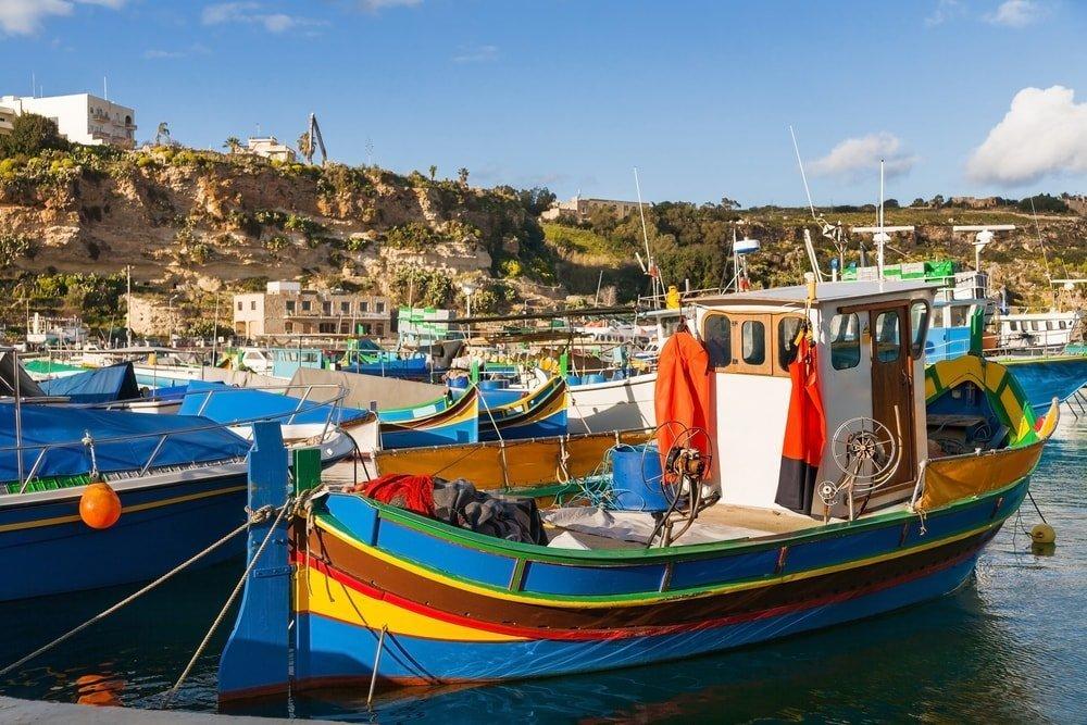 Port of Mgarr on the island of Gozo, Malta | ©Konstantin Aksenov/Shutterstock