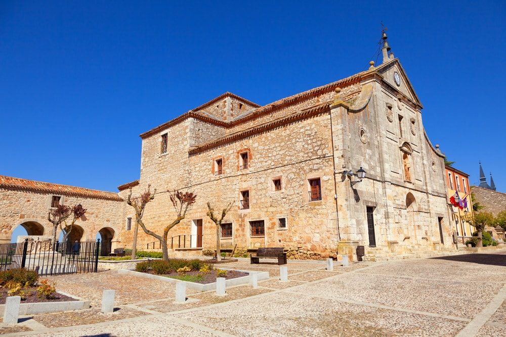Convent of Santa Teresa in the town of Lerma, Spain | © Jose Ignacio Soto/Shutterstock