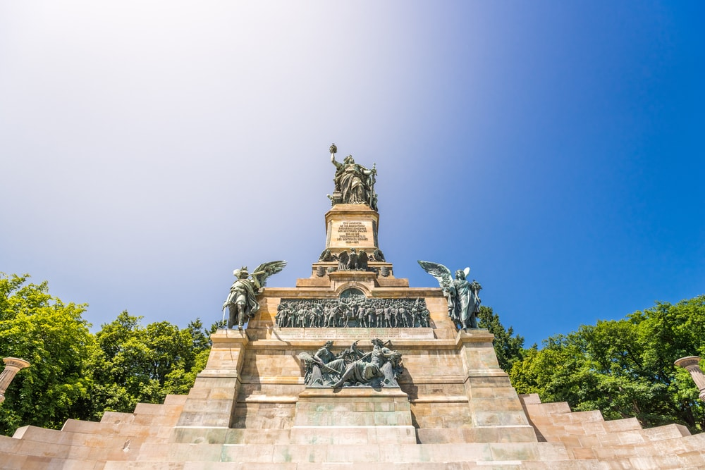 Niederwalddenkmal, Ruedesheim