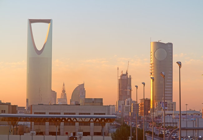 Riyadh   © Fedor Selivanov/Shutterstock