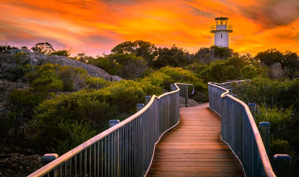 Sunrise at Cape Tourville, Freycinet Peninsula, Tasmania | © Andrii Slonchak/Shutterstock