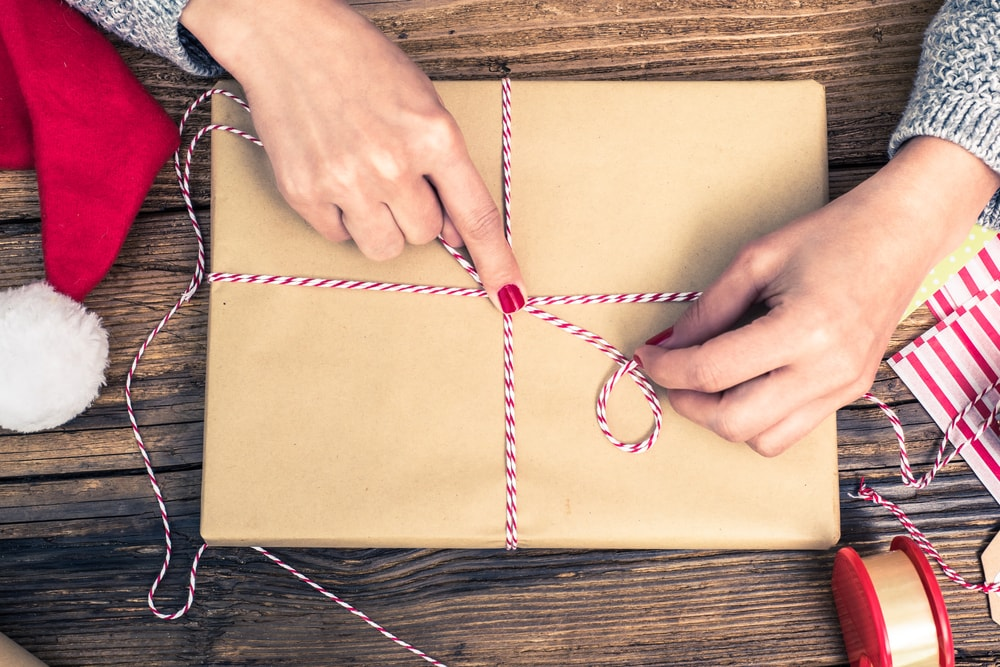 Books for Christmas | © marcin jucha/Shutterstock