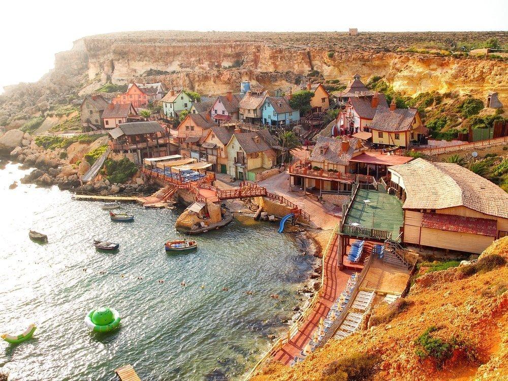 Popeye Village, Malta | © Jon Chica/Shutterstock