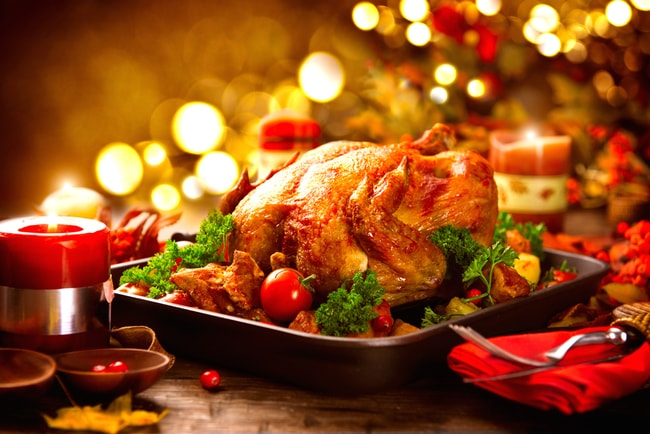 Follow these instructions and your turkey could turn out just like this |© Subbotina Anna/Shutterstock