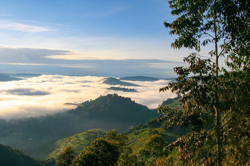 Stunning scenery in Uganda | © evenfh/Shuterstock