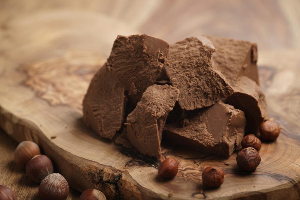 Giandujamade from chocolate and hazelnuts | © GooDween 123/Shutterstock