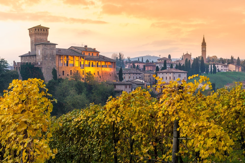 Levizzano Rangone, Modena, Emilia Romagna, Italy | © Luciano Mortula – LGM/Shutterstock