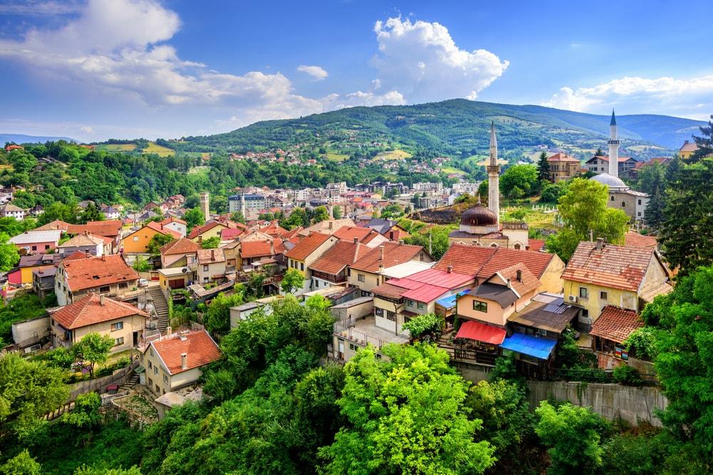 Картинки по запросу sulejmanija mosque travnik