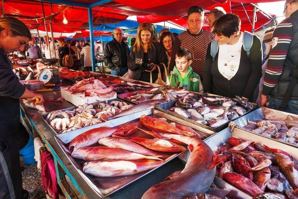Marsaxlokk fish market, Malta | ©Konstantin Aksenov/Shutterstock