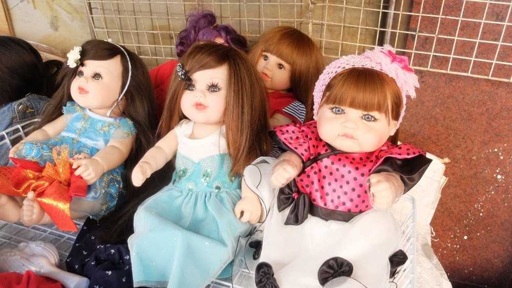Luk Thep Thailand S Baby Doll Tradition