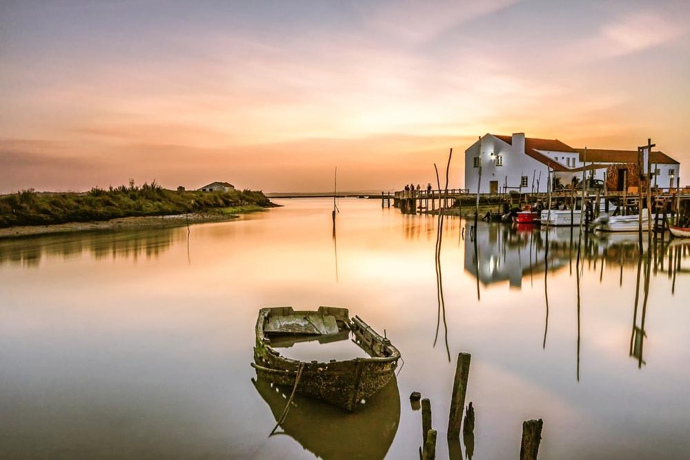 Herdade da Mourisca, Portugal | Nuno Valente Fotografia/Shutterstock