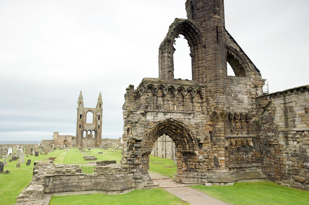 Sain Andrews, Fife, Scotland | ©Alessandro Colle/Shutterstock