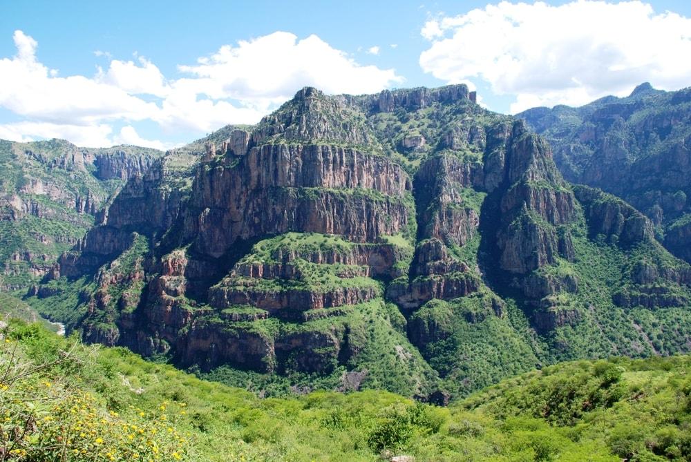 Landscape Mexico