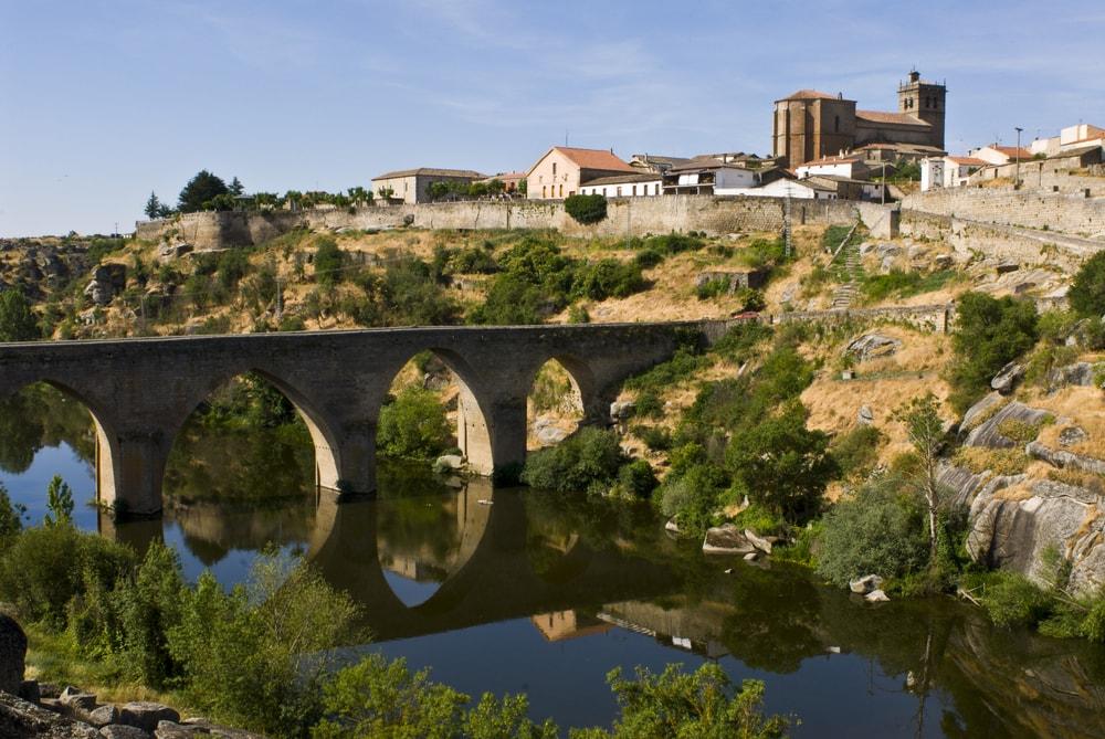Tormes river in Ledesma. Salamanca, Spain | © Pedro Oliva/Shutterstock